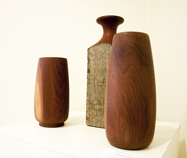 Allen Peters - Turned Vases 640