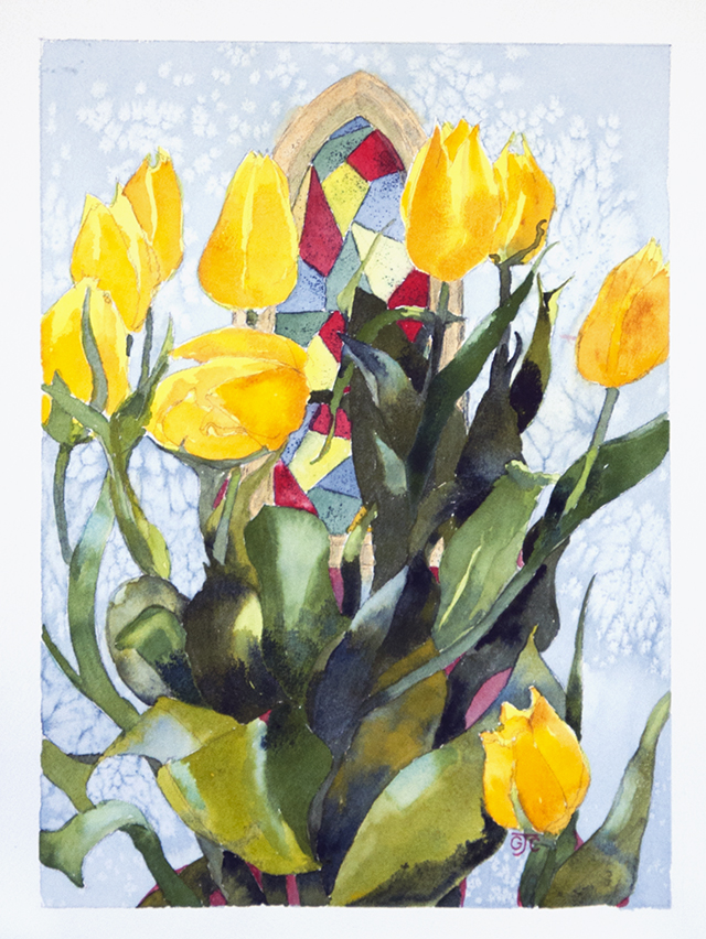 Glenys Christopher - Tulips
