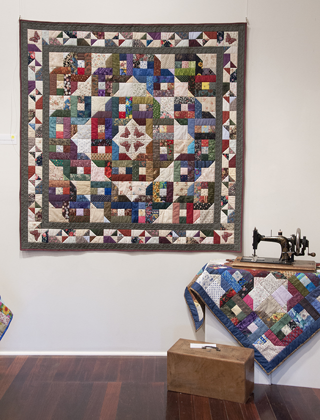 Bedford Mystery Quilt