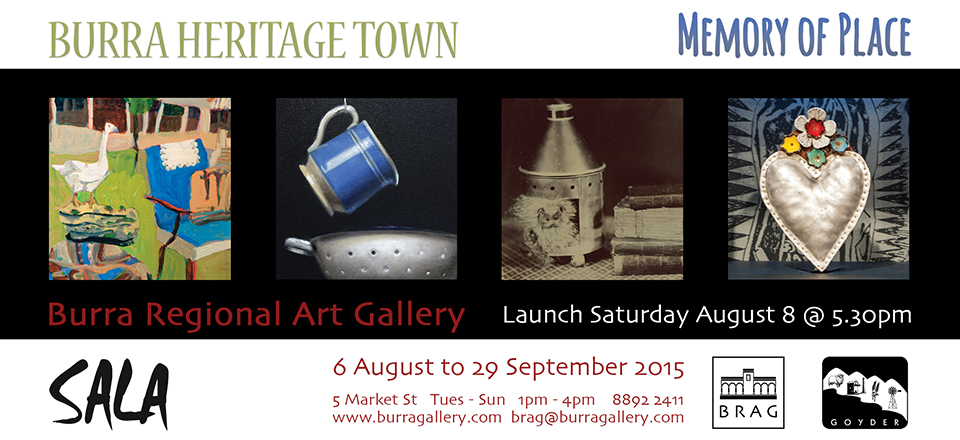 Burra Heritage Town and Memory of Place – SALA 2015