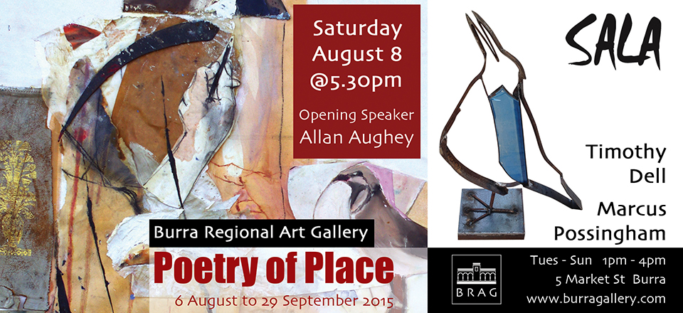 Poetry of Place – SALA 2015