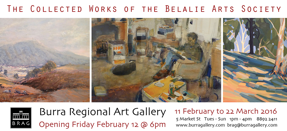 The Collected Works of the Belalie Arts Society