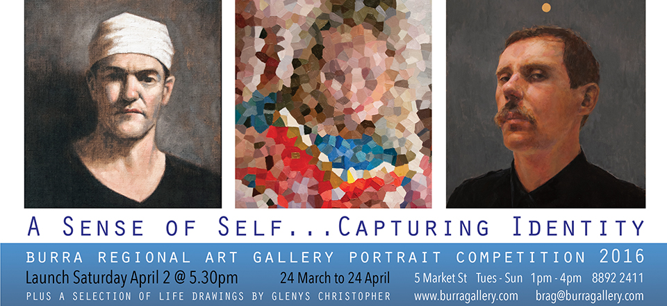 A Sense of Self…Capturing Identity – Portrait Competition 2016