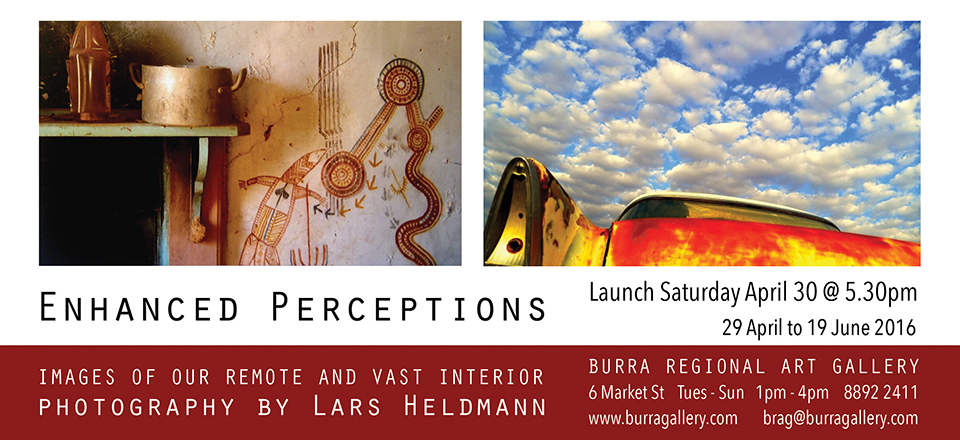 Lars Heldmann – Enhanced Perceptions