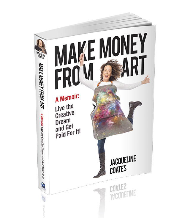 make-money-from-art