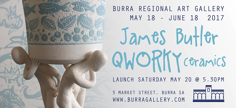 James Butler – QUORKY ceramics