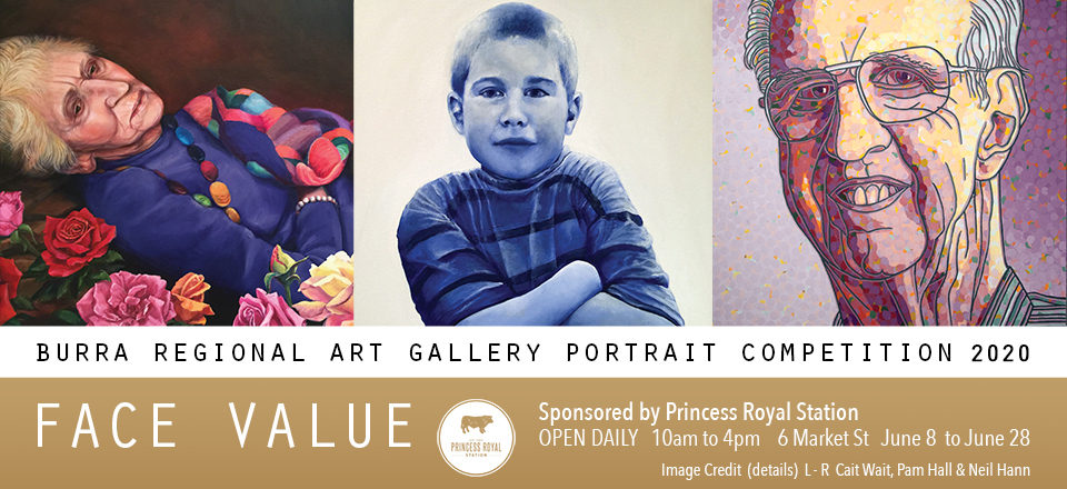 FACE VALUE Portrait Competition 2020